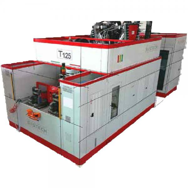 Centri di Lavoro CNC Bimandrino e Quadrimandrino